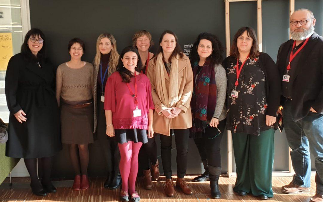 Inclusive schools partners meeting