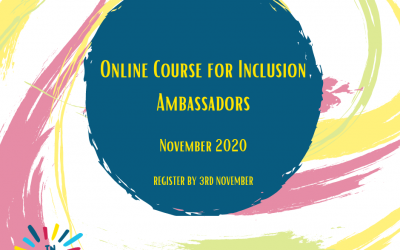 Online course for inclusion ambassadors